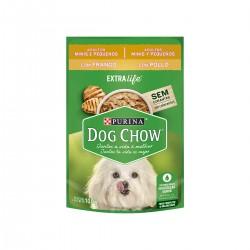 Purina Dog Chow Adulto Razas Pequeñas Pollo Pouch 100 grs