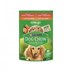 Purina Dog Chow Adulto Razas Pequeñas Salmón Pouch 100 grs