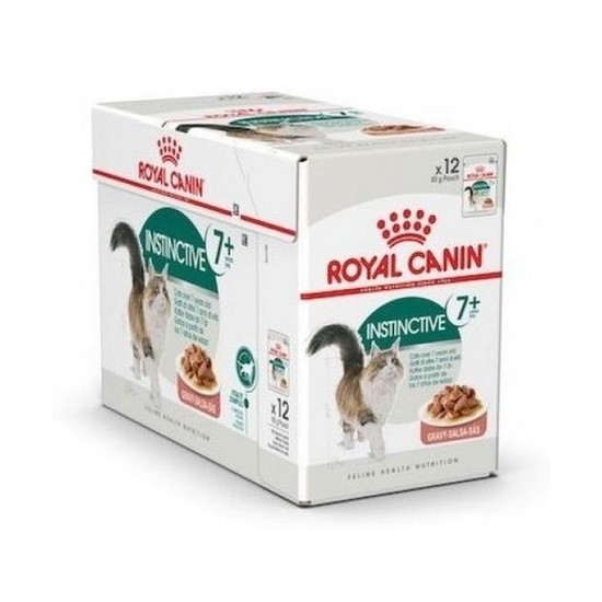 Royal Canin INSTINCTIVE (12x85g) X CAJA