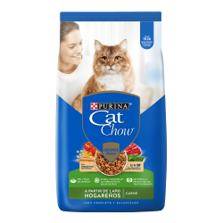Purina Cat Chow Adulto Hogareños 8 kg