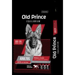 Old Prince Equilibrium Adultos Razas Medianas y Grandes