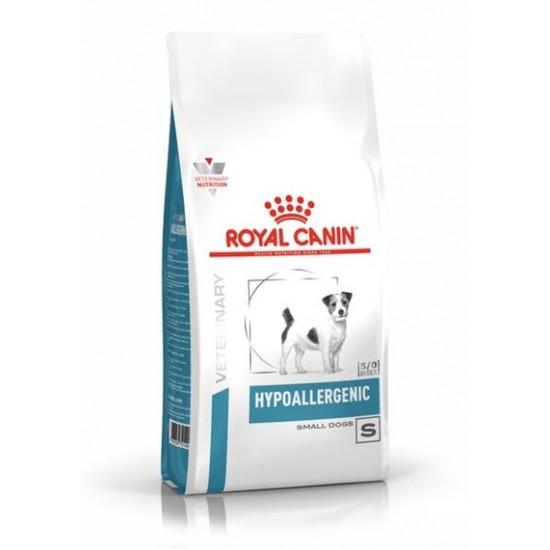 Royal Canin Hypoallergenic Small Dog x 2 kg