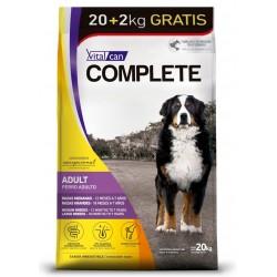 Vital Can Complete Perros Adultos Razas Medianas y Grandes Mix 20 + 2 kg de Regalo