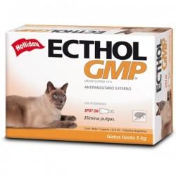 Ecthol para gatos hasta 5 kg